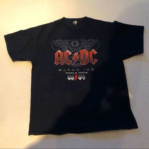 AC/DC Graphic Tee 2008/09